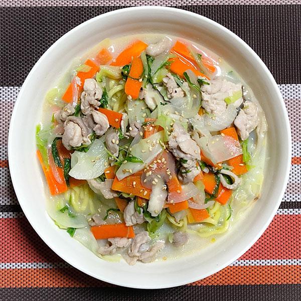 ラーメン 作り方 野菜